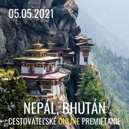 Cestovateľské premietanie – Nepál, Bhután